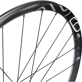 "Fulcrum Racing 6 DB Paire de roues 28"" 2 vitesses Fit Shimano CL, black/white"